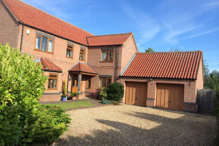 New Build, Ingham, Lincolnshire
